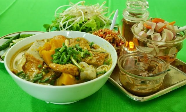 quán bún chả cá Hờn Đà Nẵng