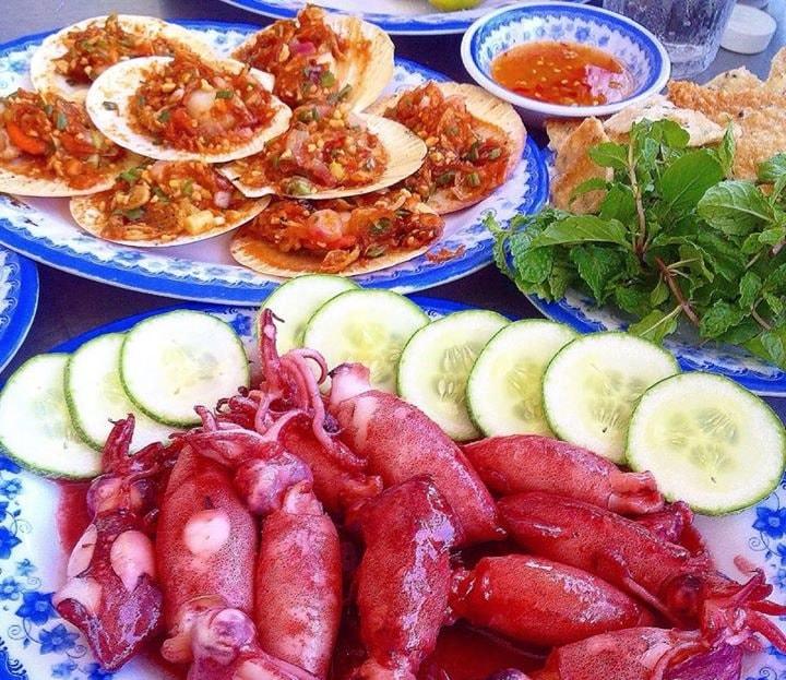 hải sản Năm Đảnh Đà Nẵng