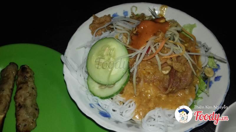 bánh xèo bà Xuân Đà Nẵng