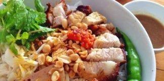 quán bún mắm ngon Đà Nẵng