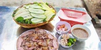 quán bê thui Lão Hạc Đà Nẵng