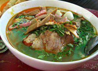 quán bánh canh ruộng Đà Nẵng