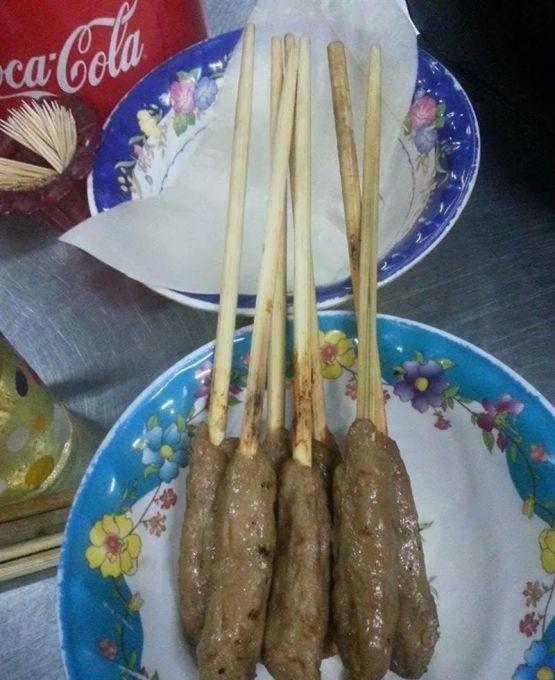 bún thịt nướng nem lụi Loan