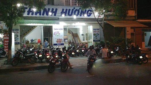 gỏi cá Thanh Hương Đà Nẵng