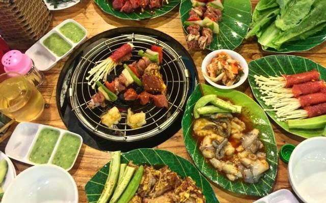 Quán lẩu nướng Ui Chao