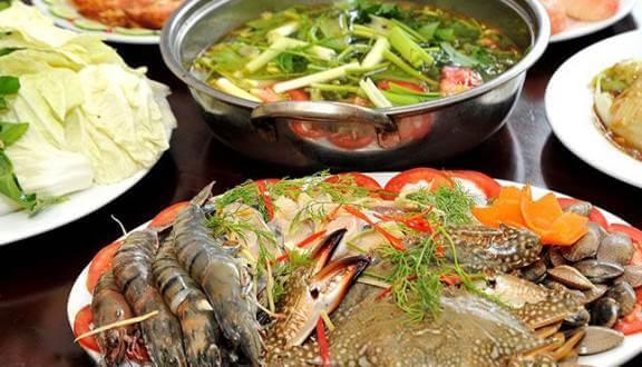 hải sản Đà Nẵng