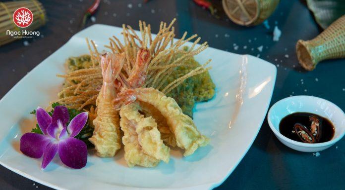 nhà hàng hải sản ngọc hương